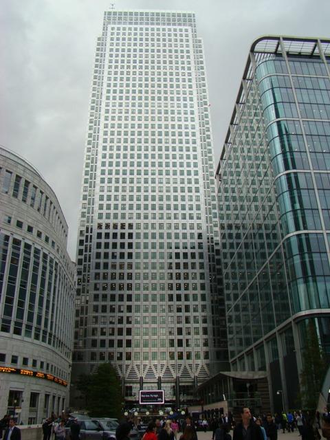 1 Canada Square - Canary Wharf