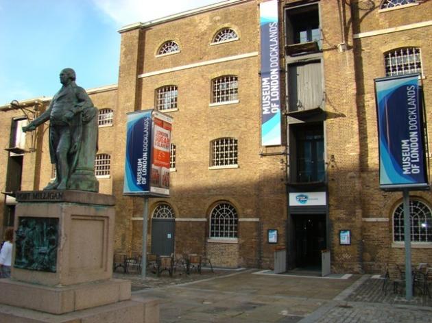 Museum of London Docklands, West India Docks