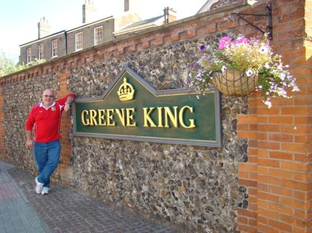 David - Green King Brewery, Bury St Edmonds, Suffolk