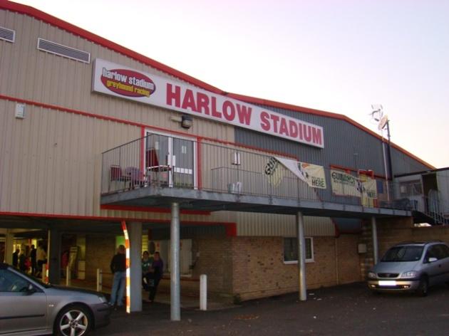 Harlow Stadium - Greyhound Racing