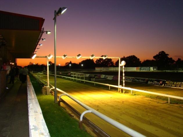 Harlow Greyhound Racetrack