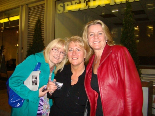 Cath, Yvonne, Shelley - Duke of York's, London