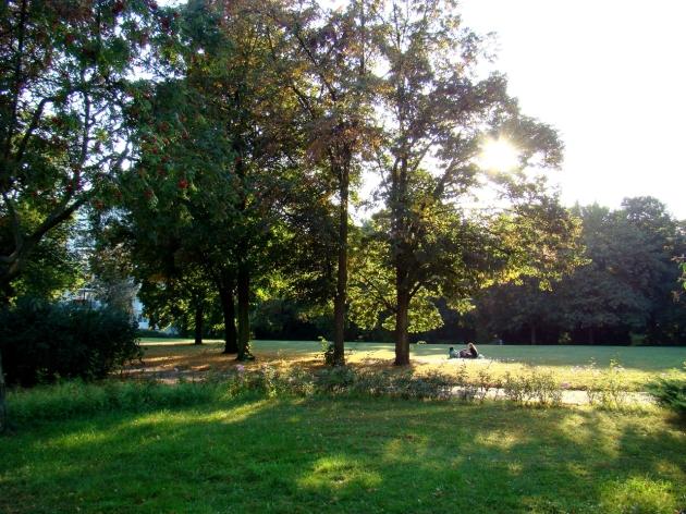 Park - Möllendorffstraße