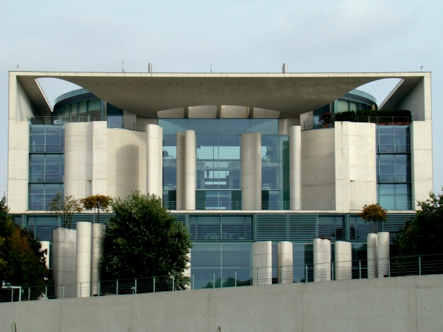 German Chancellery, Berlin