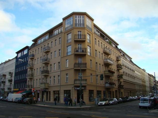 Danziger/Hagenauer Straße, Prenzlauer Berg, Berlin