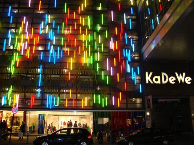 KaDeWe Store, Berlin