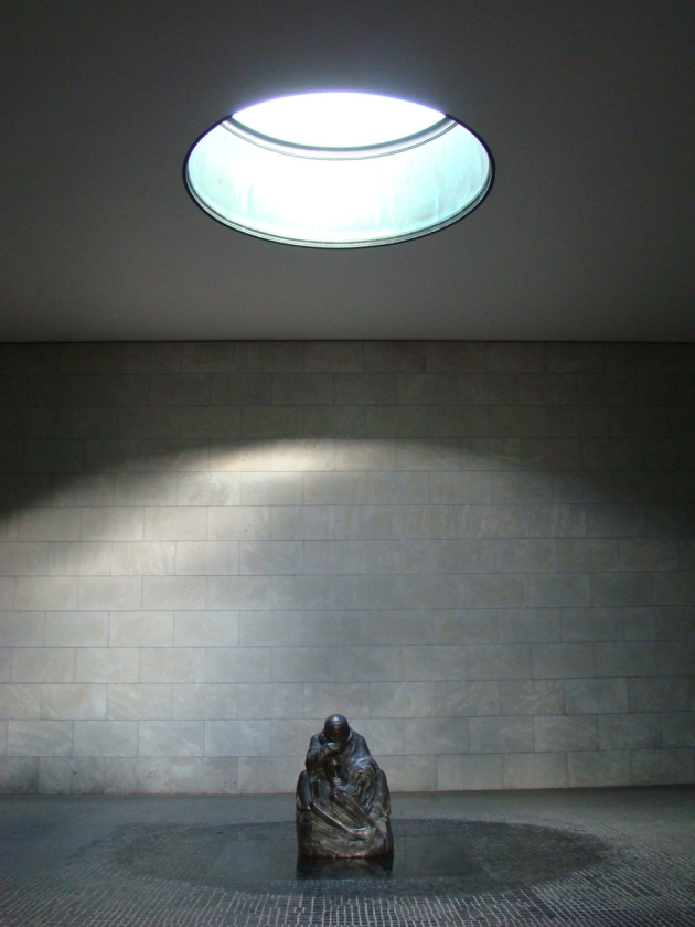 Mother with her Dead Son - The Neue Wache (The New Guard House), Berlin