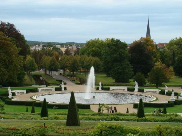 Gardens of Sanssouci Palace, Potsdam