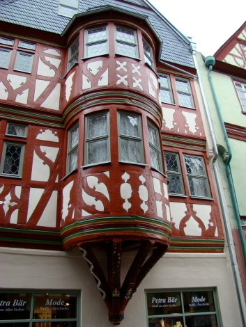 The Altstadt (Old Town) - Limburg