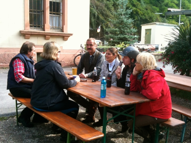 Day 4 - Morning Break in Balduinstein