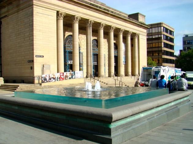 Barker's Pool, Sheffield