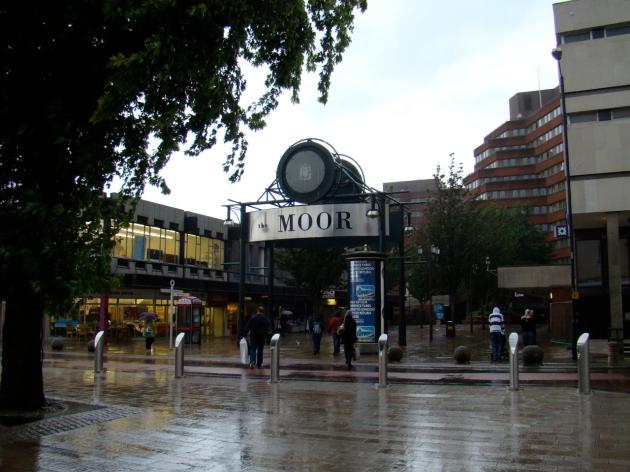 The Moor Sheffield