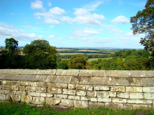 View from Hardwick Hall
