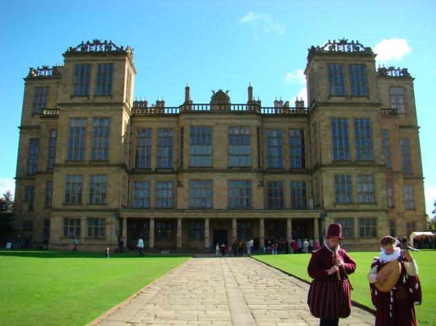 "The New Hall of Hardwick Hall - ""More Glass than Wall"""