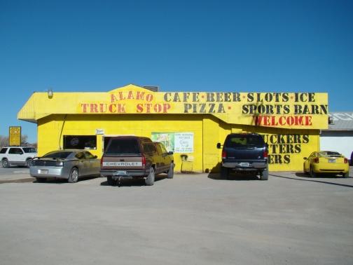 Alamo Truck Stop