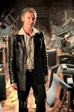 John Simm as DI Sam Tyler